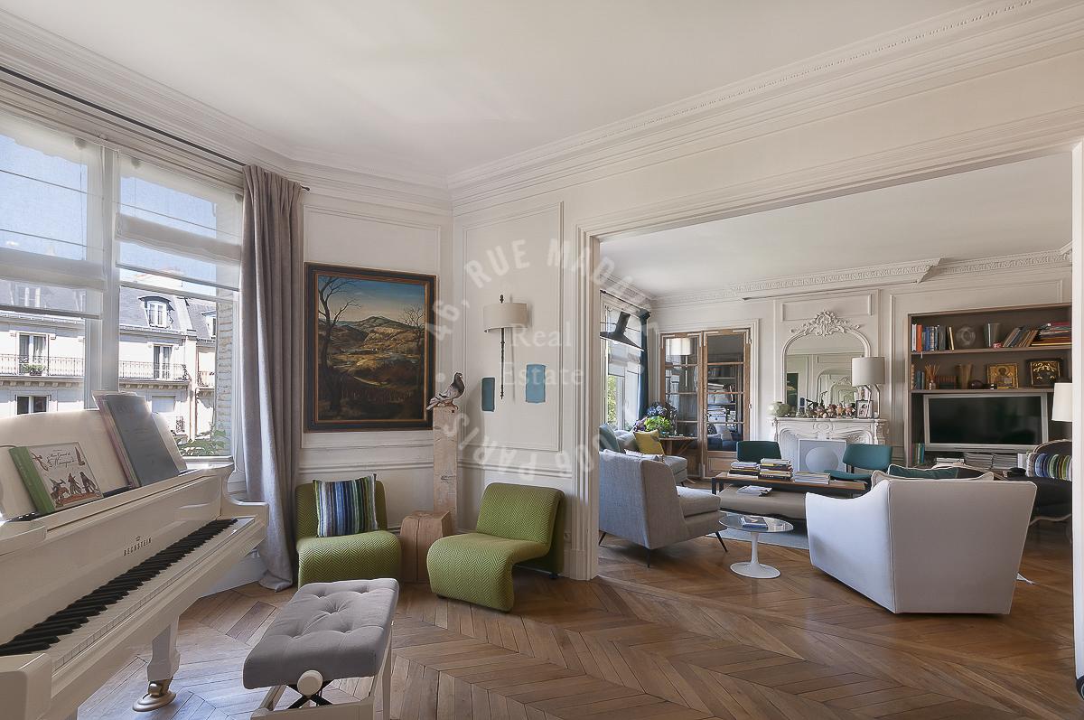 Elegant appartement familial Quartier Vavin