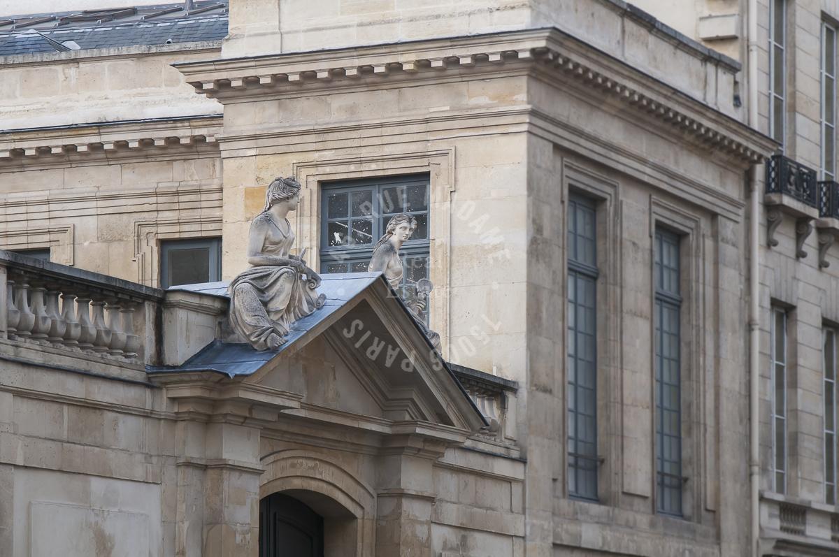 Duplex rue de Tournon