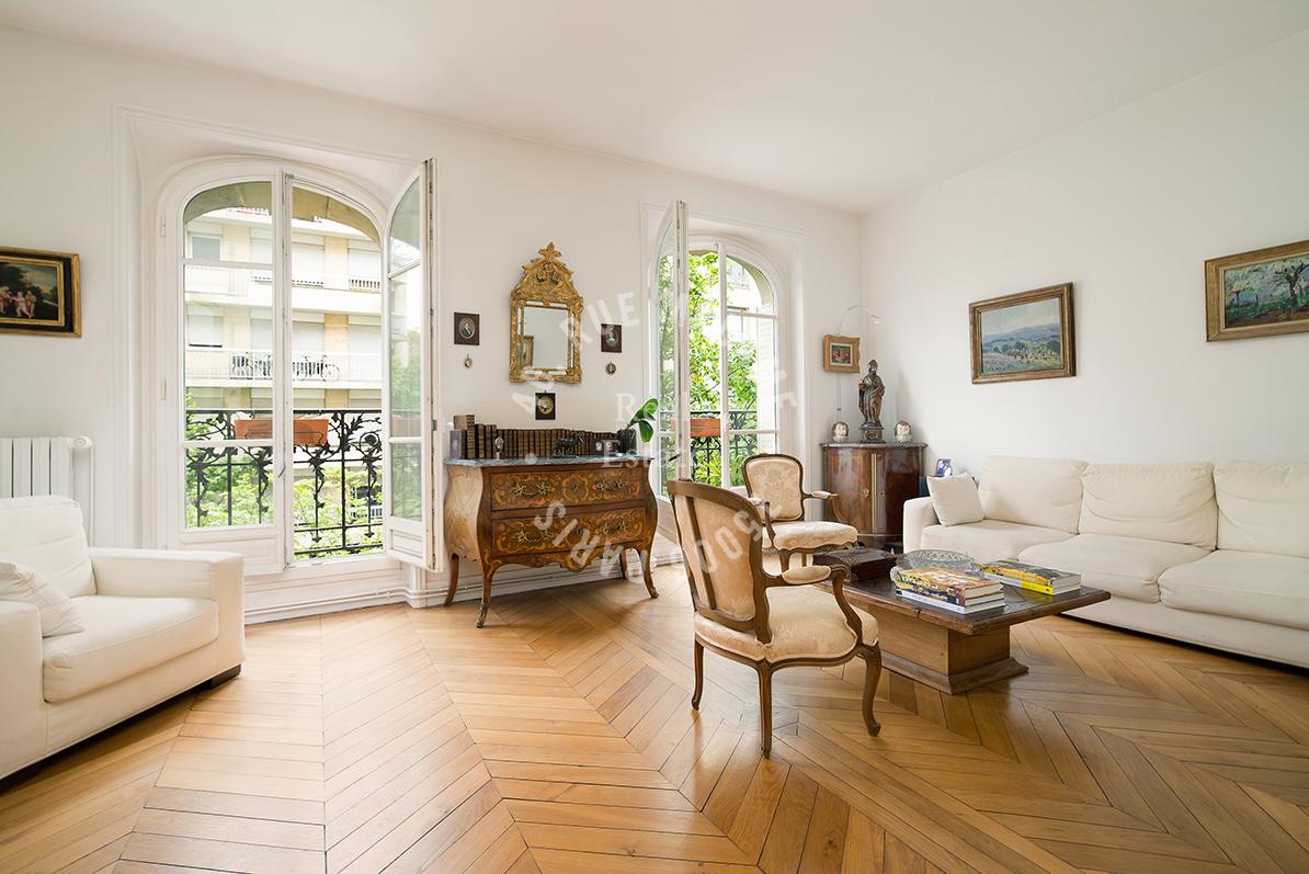 Appartement familial rue Michel-Ange