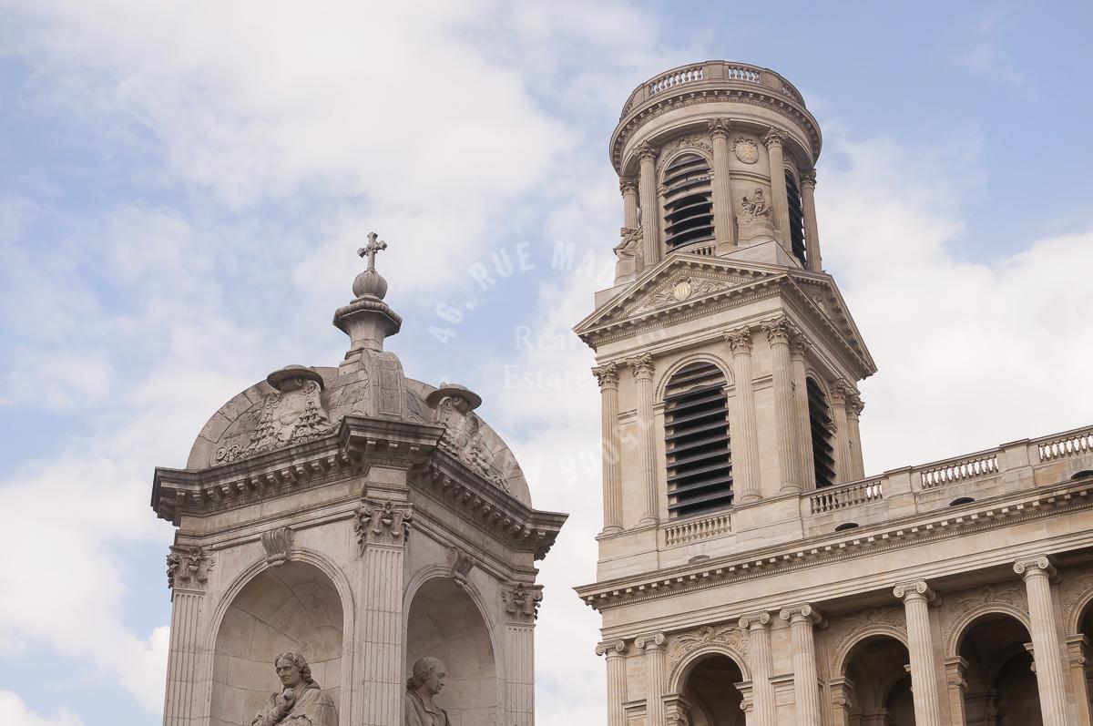 Pied à terre à Saint Sulpice