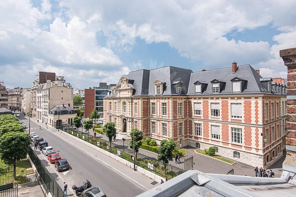 Maison de ville, metro Pasteur