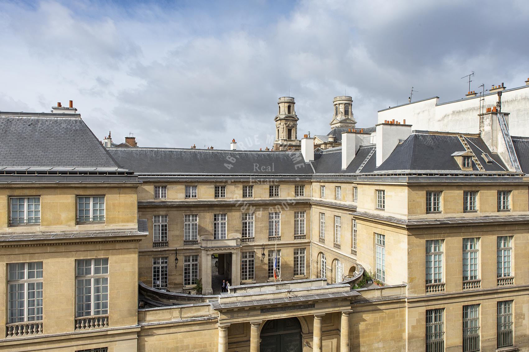 Appartement renove rue de Tournon