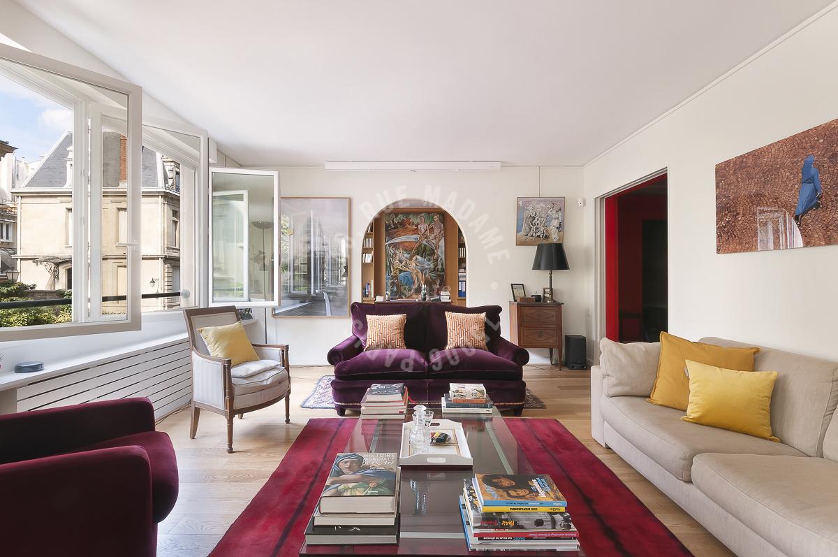 Appartement familial Pergolese/Malakoff